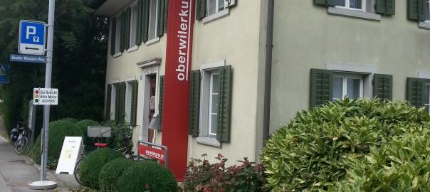 Oberwiler Kurse in der Freizeitanlage Oberwil