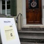 Foto Eingang Oberwiler Kurse